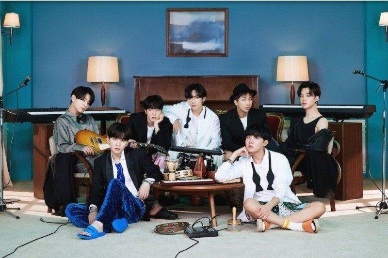 BTS dinominasikan untuk ketiga kalinya di American Music Awards