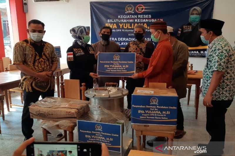 Anggota DPR silaturahmi dengan mantan napiter di Solo