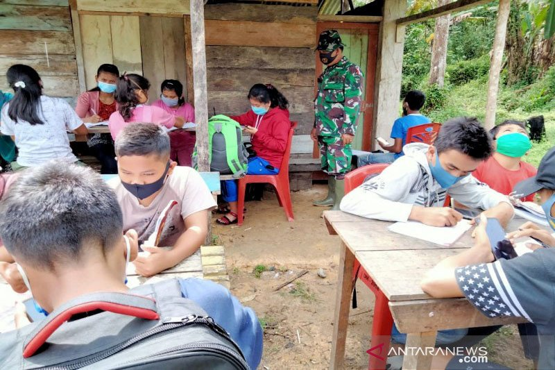 Menkeu: Pemerintah fokus 400 desa di daerah 3T terhubung internet 2021
