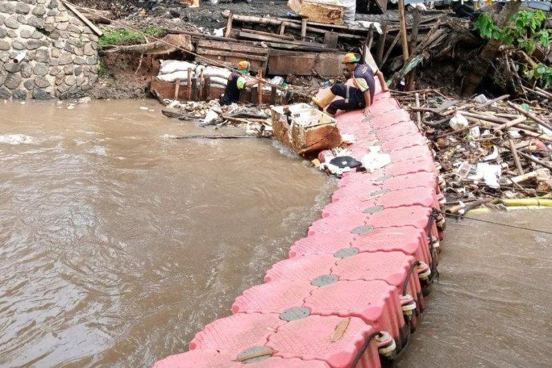 Pemkot Jaksel maksimalkan fungsi di Kali Krukut cegah banjir