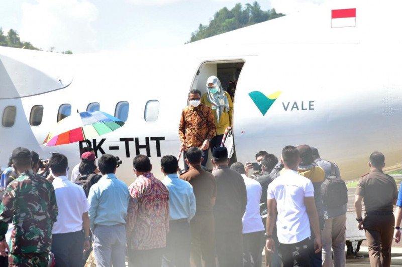 Gubernur Sulsel minta Bandara Sorowako diserahkan ke pemprov