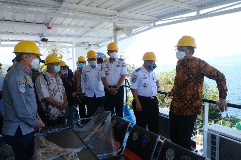 Gubernur Sulsel cek kesiapan kapal roro penghubung 3 provinsi