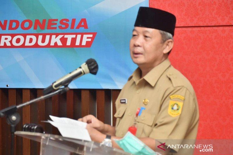 Sekda Bogor dorong masyarakat tingkatkan produktivitas saat pandemi
