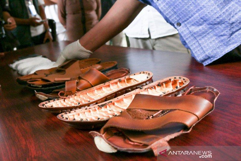 Berkas selundupkan sabu dalam sandal dari Aceh dinyatakan lengkap