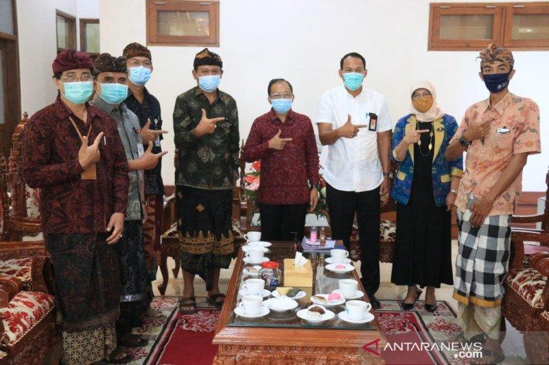 Gubernur optimistis arak Bali bisa bersaing seperti sake dan soju