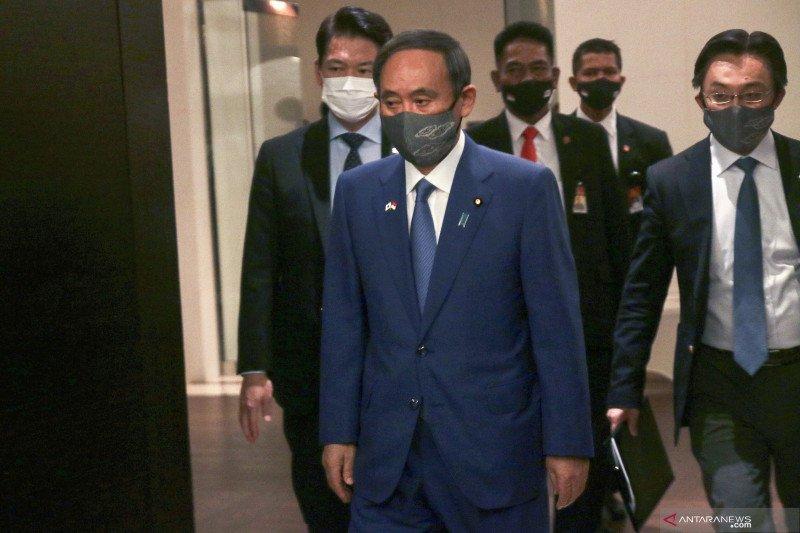 PM Jepang bertemu dengan PERSADA