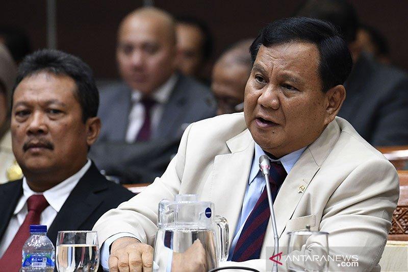 Pengamat: Duet Prabowo-Trenggono bekerja baik