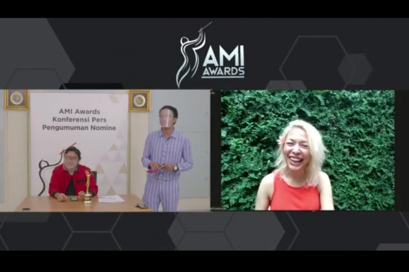 Meski pandemi, pendaftar AMI Awards 2020 melonjak