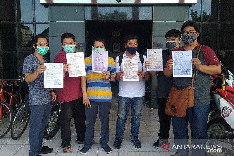 Korban investasi bodong berkedok trading datangi Polrestabes Surabaya