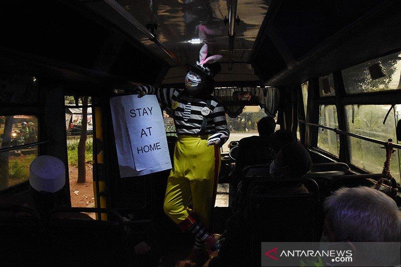 Setahun Jokowi-Ma'ruf: Pandemi COVID-19 sebagai sebuah tantangan