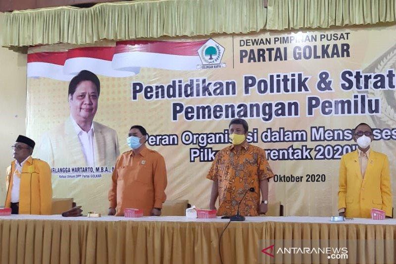 DPP: Partai Golkar berkewajiban kawal 4 pilar kebangsaan