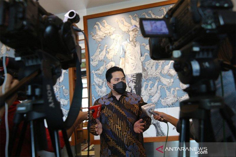 Erick Thohir akan perbesar komposisi perempuan di jajaran direksi BUMN