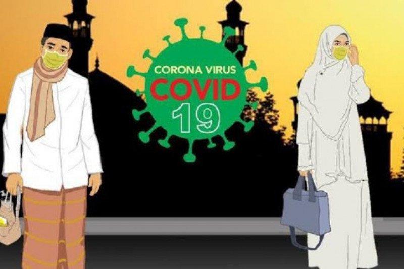 Di Medan, puluhan orang di pondok pesantren positif COVID-19