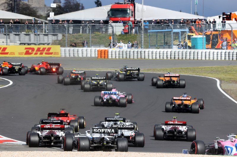 Statistik Grand Prix F1 Portugal