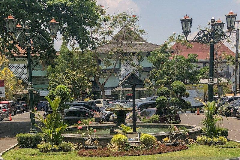 Balai Kota Yogyakarta percontohan protokol kesehatan perkantoran