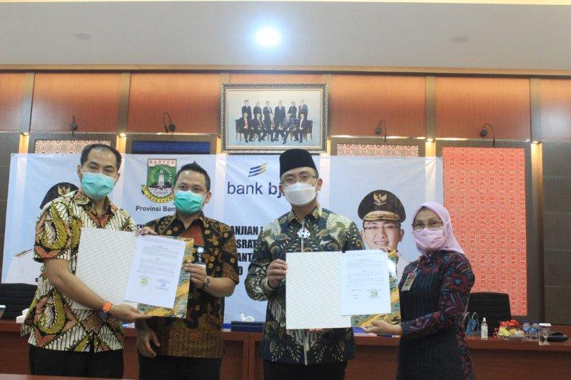 Pemprov Banten segera salurkan Jamsosratu bagi 50 ribu penerima