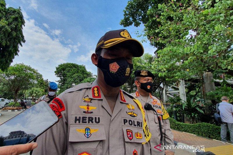750 petugas dikerahkan untuk amankan aksi buruh di Patung Kuda