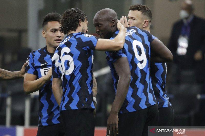 Liga Champions: Gol Lukaku selamatkan Inter dari kekalahan