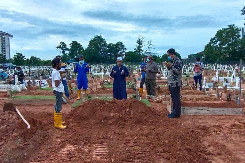KJRI Johor fasilitasi pemakaman pekerja