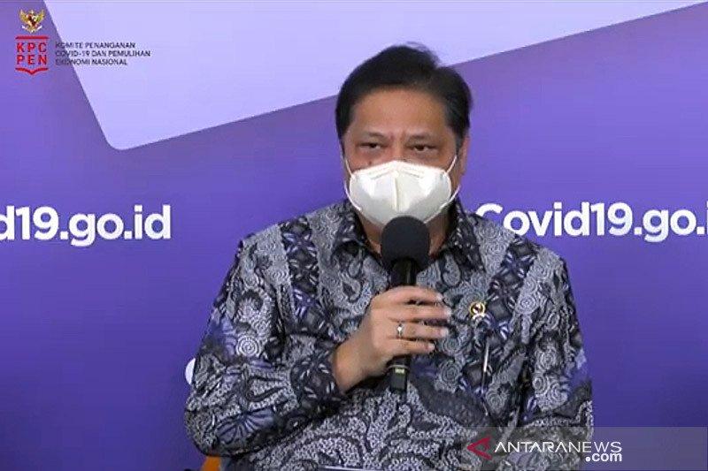 Menko Airlangga: Tiga juta vaksin Sinovac siap masuk RI akhir 2020