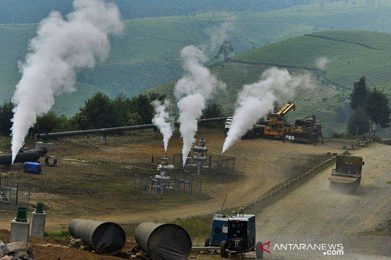 Kementerian ESDM modifikasi alat bor panas bumi Cisolok-Cisukarame