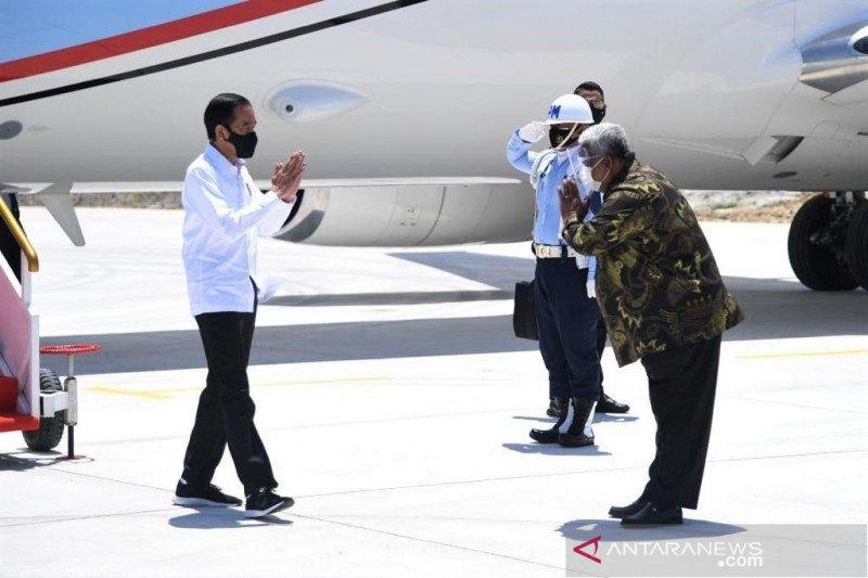Kunjungan Presiden di Sulawesi Tenggara