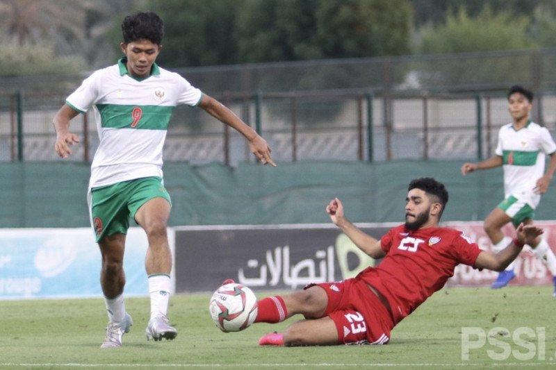 Bima Sakti tak kecewa timnas U-16 kalah dari UAE