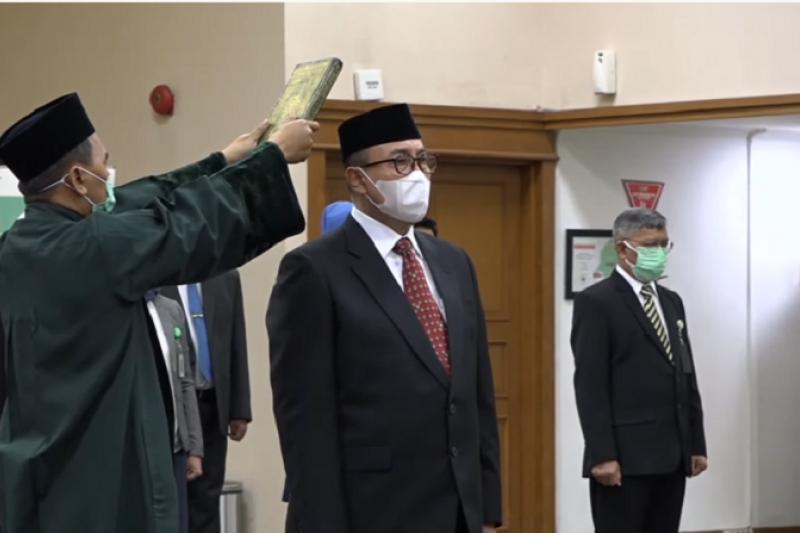 Mantan Dirut RS Kanker Dharmais jabat Dirjen Pelayanan Kesehatan