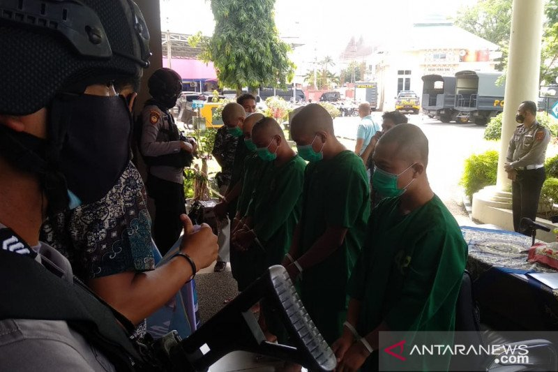 Polresta Padang ungkap pelaku skimming jaringan internasional