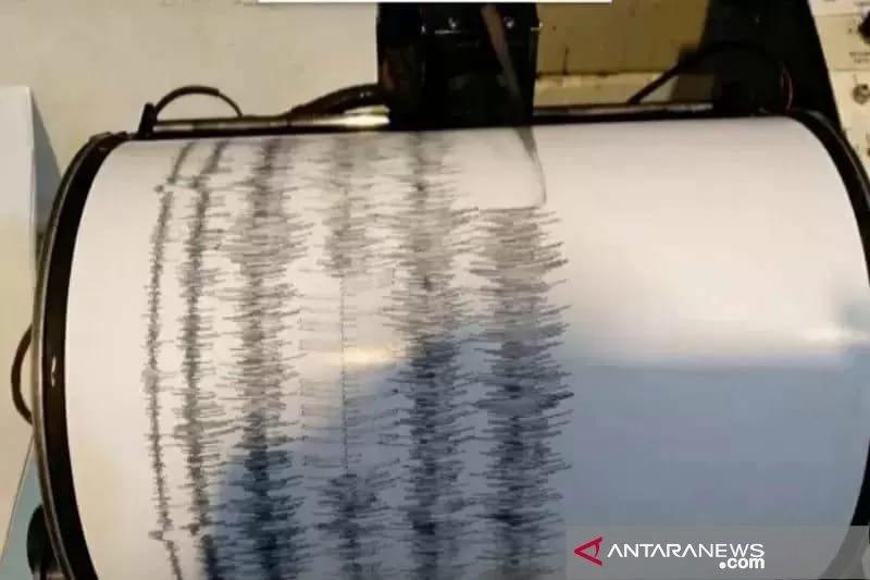 BMKG: Sepekan terakhir terdapat 17 kali gempa bumi di wilayah Sumbar