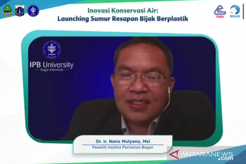 IPB: Sumur Resapan Biber solusi pengelolaan plastik non-ekonomis