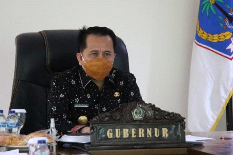 Penjabat Gubernur Sulut berkomitmen berantas korupsi tujuh bidang MCP