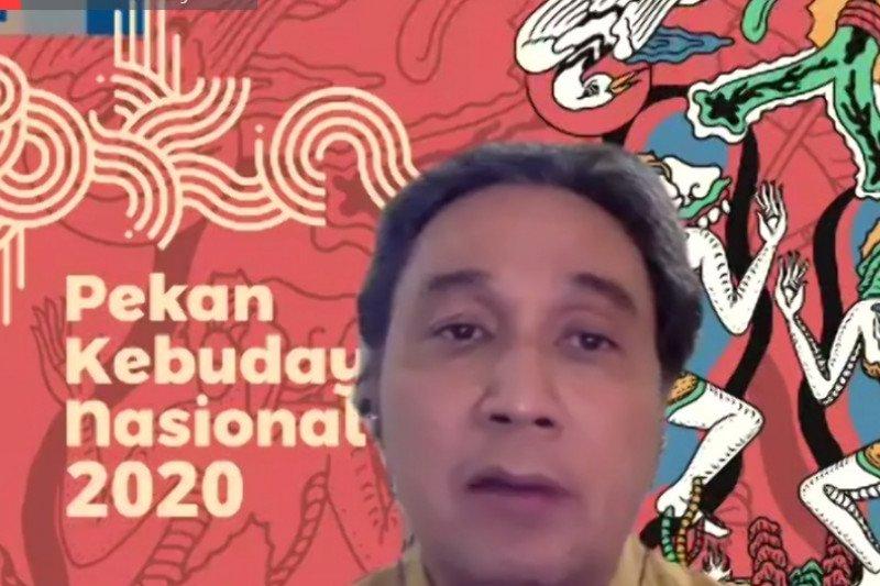 Pekan Kebudayaan Nasional 2020 secara daring