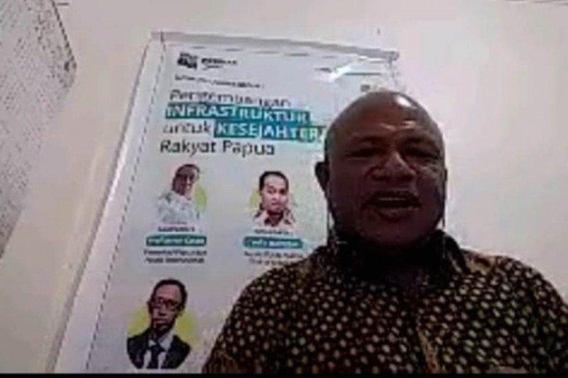 Infrastruktur urat nadi pembangunan untuk kesejahteraan Papua