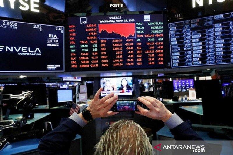 Berawal dari Amerika Serikat, krisis keuangan menyebar ke Eropa, Asia