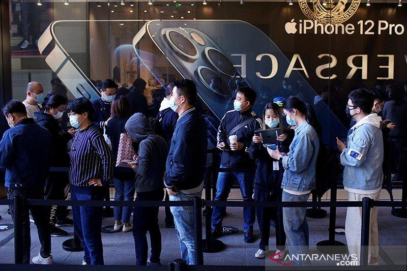 Truk Apple dibajak, produk senilai jutaan dolar dicuri