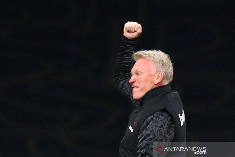 David Moyes siap bawa West Ham ke Liga Champions