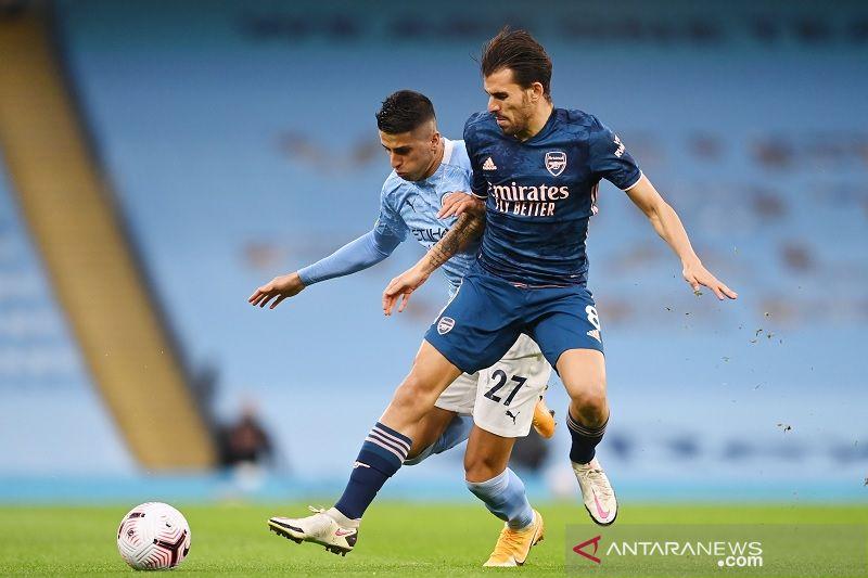 Dani Ceballos bisa perkuat Arsenal saat menjamu Leicester