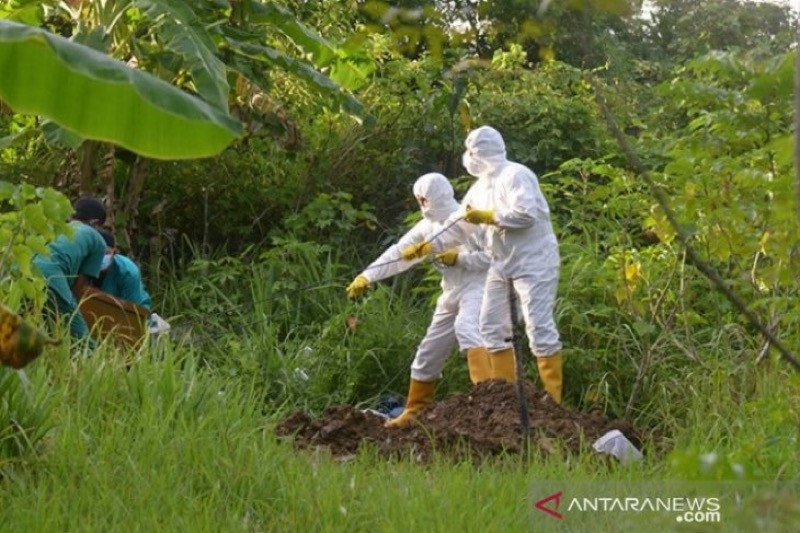 Enam warga di Aceh positif COVID-19 meninggal dunia