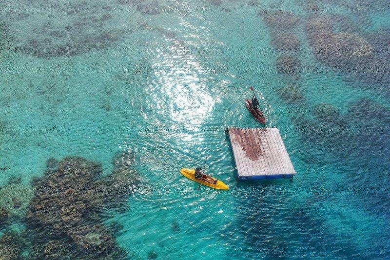 Warga diminta terapkan protokol kesehatan di Kepulauan Seribu
