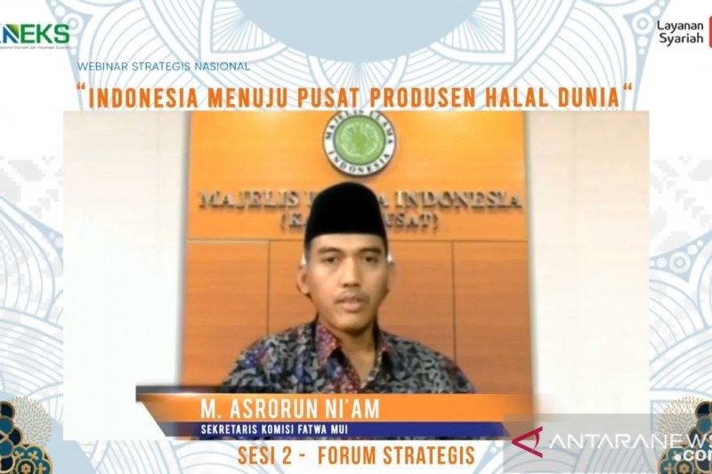 MUI sampaikan hasil keluaran fatwa terkait sertifikasi halal