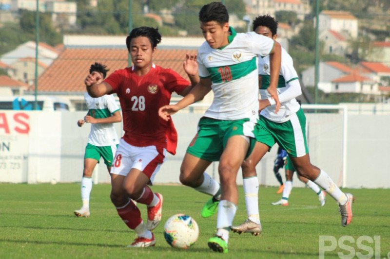 Timnas Indonesia U-19 tiba di Indonesia malam ini usai TC di Kroasia