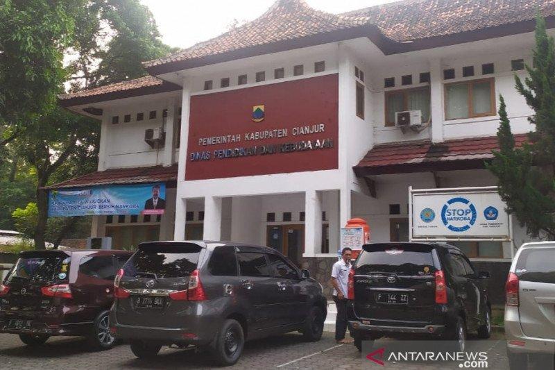 Banyak pensiun, Disdik sebut 2023 Cianjur-Jabar krisis guru PNS