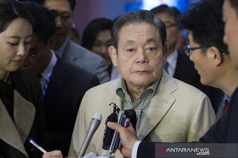 Lee Kun-hee, pembawa perubahan Samsung, meninggal dunia