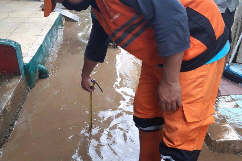 20 RT di Jakarta tergenang banjir pada Senin malam