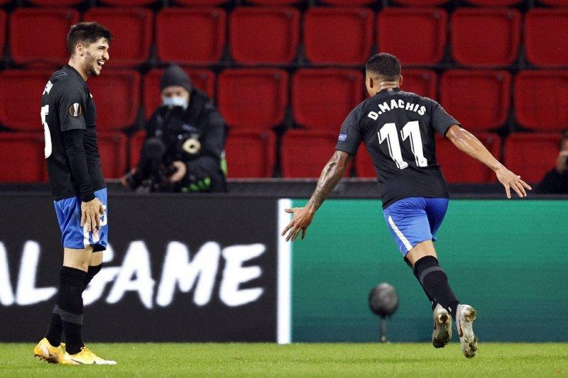 Penalti antarkan Granada kalahkan Getafe 1-0