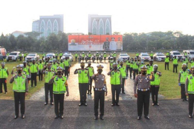 Polda Jatim siagakan 3.004 personel Operasi Zebra Semeru 2020