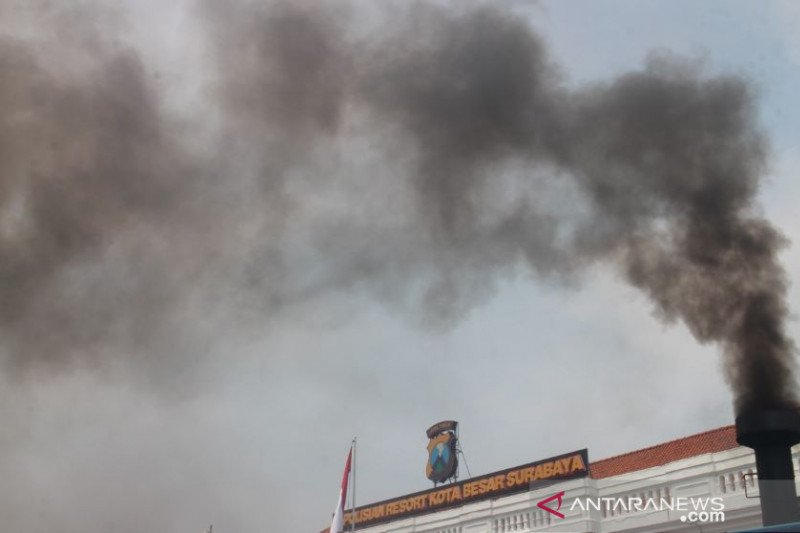 Polrestabes Surabaya musnahkan 79 kilogram sabu-sabu asal Malaysia