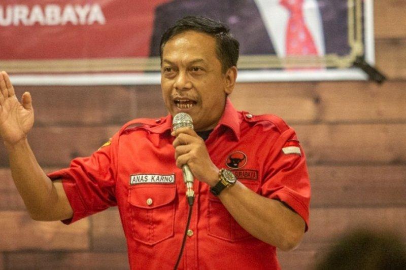 PDIP Surabaya perkuat konsolidasi pascasurvei unggulkan Eri-Armuji