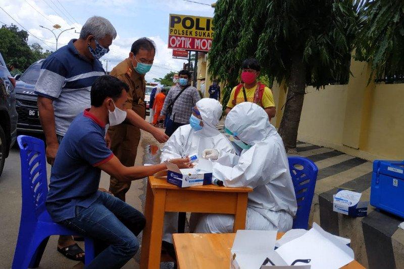 Pemkot Bandarlampung sebut layanan tes cepat dilakukan 24 jam